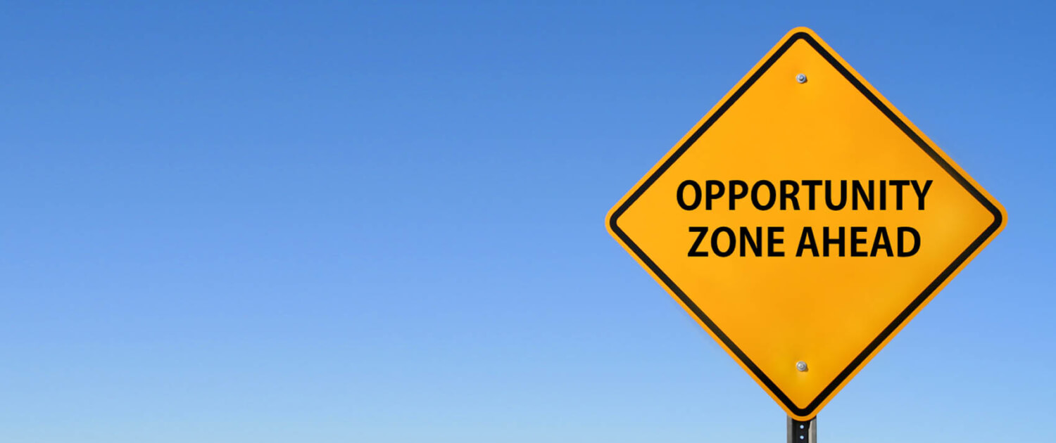 Opportunity-Zone ahead