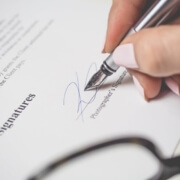 force majeure contract signature