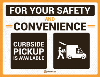 Curbside-PickUp-Signage