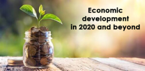 Economic development in 2020 and beyond
