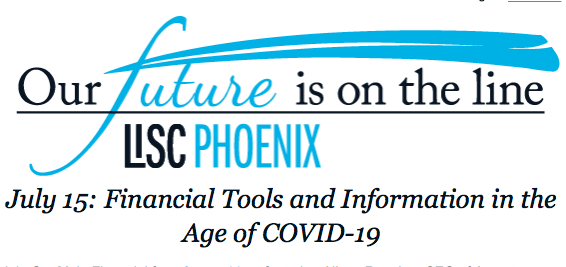 Our Future is on the line - LISC Phoenix