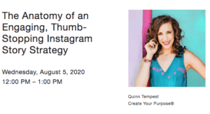 The Anatomy of an Engaging, Thumb-Stopping Instagram Story Strategy by Local First Arizona