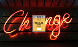 Change: The Most Stable Factor in Business - SEED SPOT Webinar