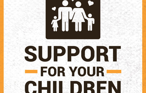 support for your children