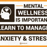 mental wellness is important learn to manage anxiety and stress