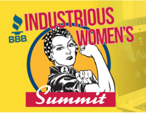 2020 Industrious Women's Summit