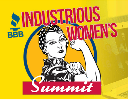 3rd Annual Industrious Women's Summit