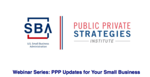 New PPP Rules Change Briefing for LGTBQ Small Business Owners, Youth Entrepreneurs, Restaurants Owners